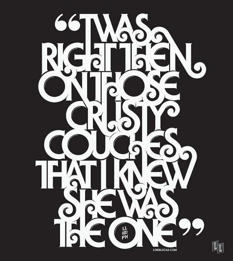 Revolver Poster Wall - Luke Lucas – Typographer   Graphic Designer   Art Director #luke #image #as #type #lucas
