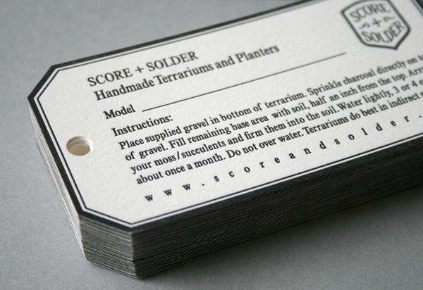 SCORE + SOLDER Full Time/Part Time Design Studio #postcard