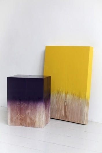Urban Outfitters - Blog #wood #ombre
