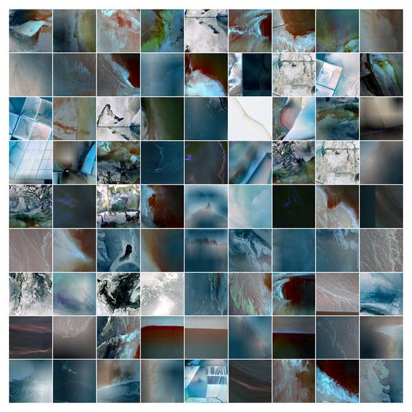 Jenny Odell:81 Miles of the Great Salt Lake c. 2009 11 #jenny #odell #landscape #grid #photography #utah #lake #great #salt