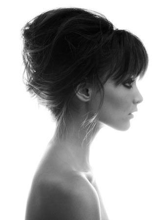 FFFFOUND! #girl #profile