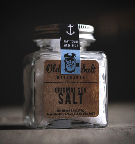 Old Salt #sea #salt