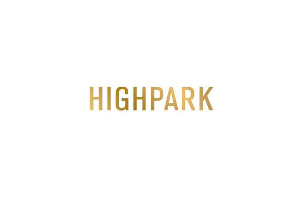 1 highpark logo #logo