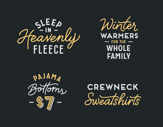 OldNavy #young jerks #old navy #typography