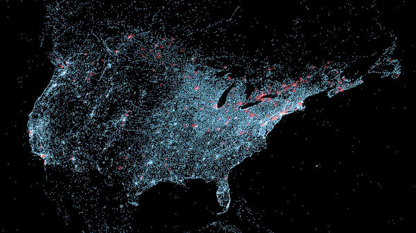 1671833 poster 1280 infographic google search untitled 1.jpg (1280×720) #states #infographic #lights #satalite #map #night #earth #united