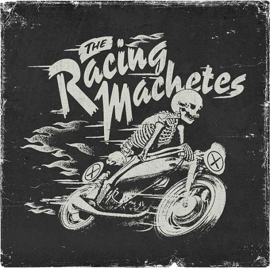 Eight Hour Day » Blog #tracing #skeleton #apparel #machetes #merch #motorcycles #badass