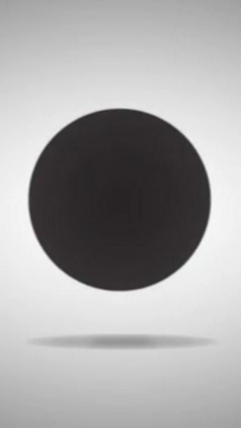 Elastic Creative Ident #creative #elastic #motion #design #graphic #blob #black #hover #stephen #ident #circle #morph #dot #spot