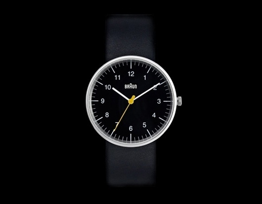WANKEN - The Blog of Shelby White #braun #watch