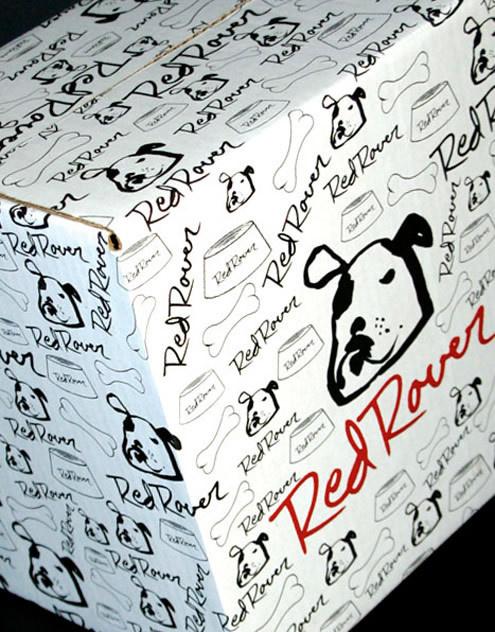 Red Rover Wine Stevenot Winery Shipper Murphys California #packaging #boxed #wine
