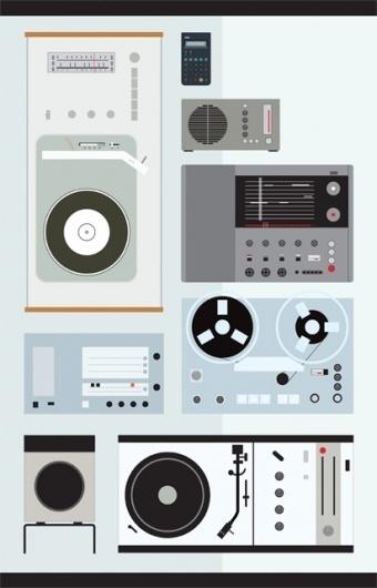 dieter | Blue Art Studio #design #graphic #poster #rams #dieter