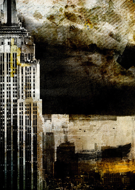 state empire #digital #photography #art #texture
