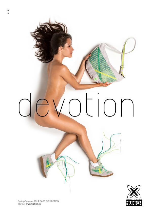 MUNICH Devotion (Summer 2014. Bags) #nytt #shoes #devotion #photography #2014 #summer #ad #munich