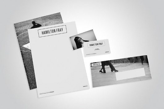 Graphic-ExchanGE - a selection of graphic projects #hamilton #stationary #branding #fray #letterhead