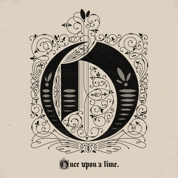 Once upon a time… #typography