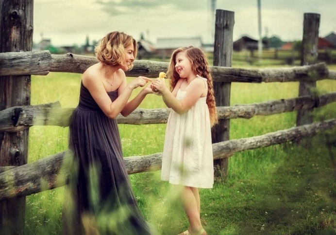 Gorgeous Portrait Photography by Dina Orlean