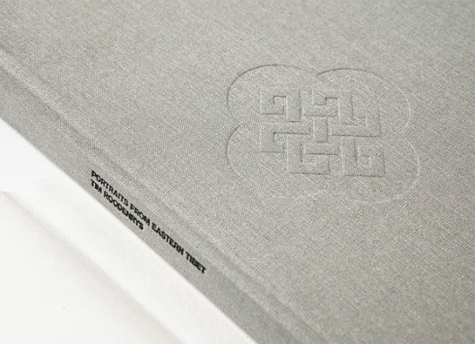 Visual Journal #logo #embossed
