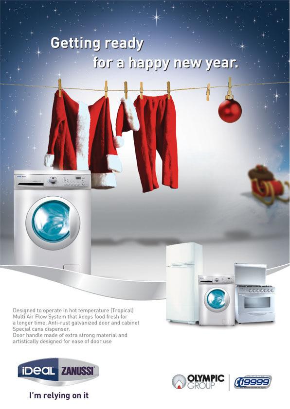 IZ New Year ad by ~Rashidy on deviantART #ad #year #iz #new