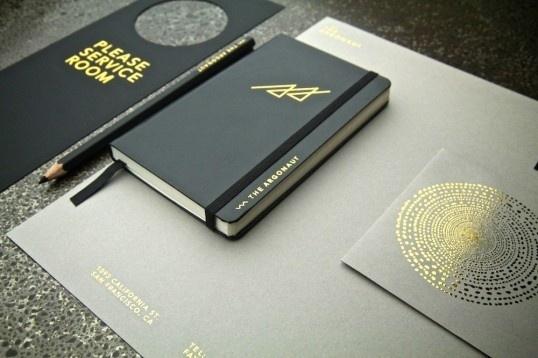 lovely stationery the argonaut1 #logo #design #branding
