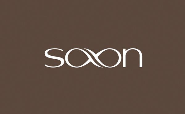 saxon logo design #logo #design