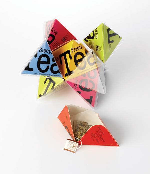 Teastar Tea Packaging