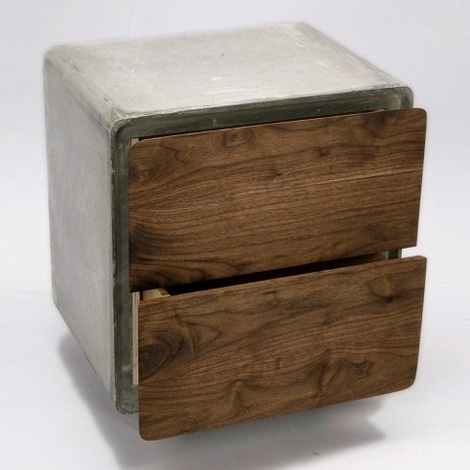 iainclaridge.net #wood #furniture #concrete