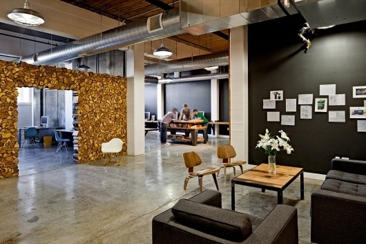 Parliament / A Creative Company / World Headquarters #interior #office #design