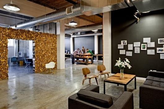 Parliament / A Creative Company / World Headquarters #interior #office #design