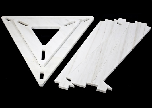 Tretable by Joe Doucet #design #desi #product #furniture #marble #table #new
