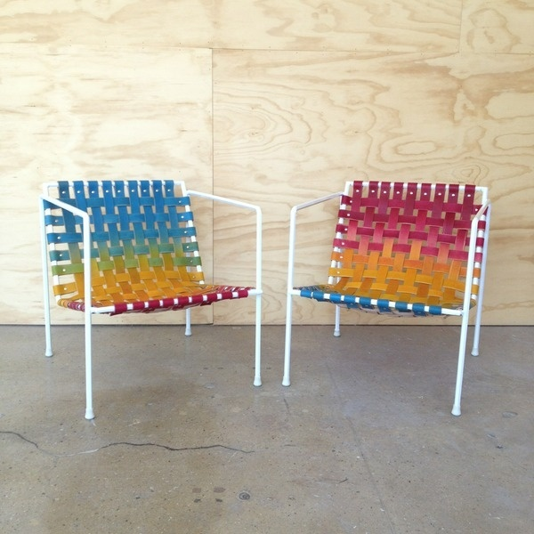 My latest Rod+Weave Chairs. #chair #design