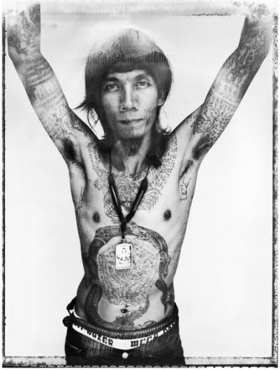 Sacred Ink | Ink Butter™ | Tattoo Culture and Art Daily #portrait #photograhpy