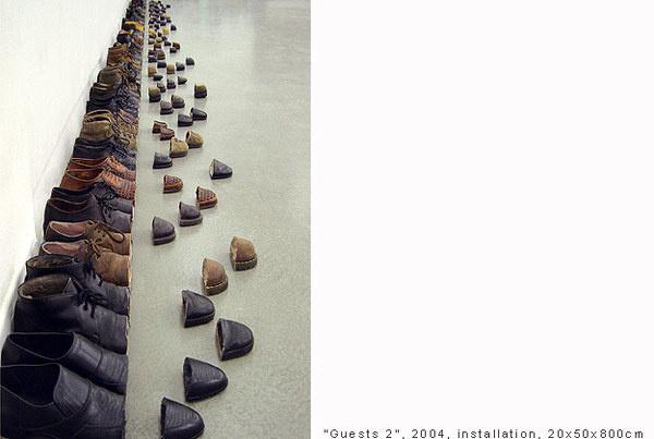 Installations 37 Shoe Installations 02a.jpg #sakirgokcebag