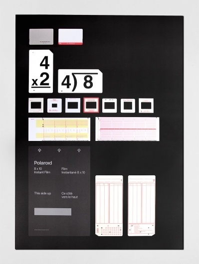Manual: Limited Ed Poster – Hi-res Images | September Industry #print #poster