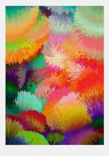 The Strange Attractor #givan #color #code #illustration #ltz