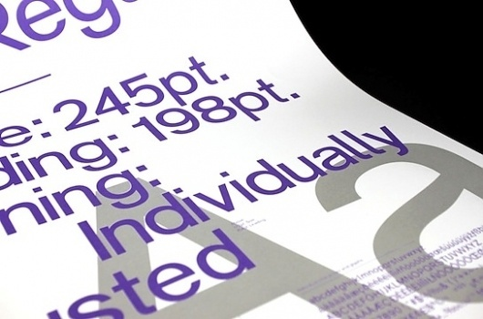 Typography | Swiss Legacy | Page 4 #design #graphic #typeface #typography