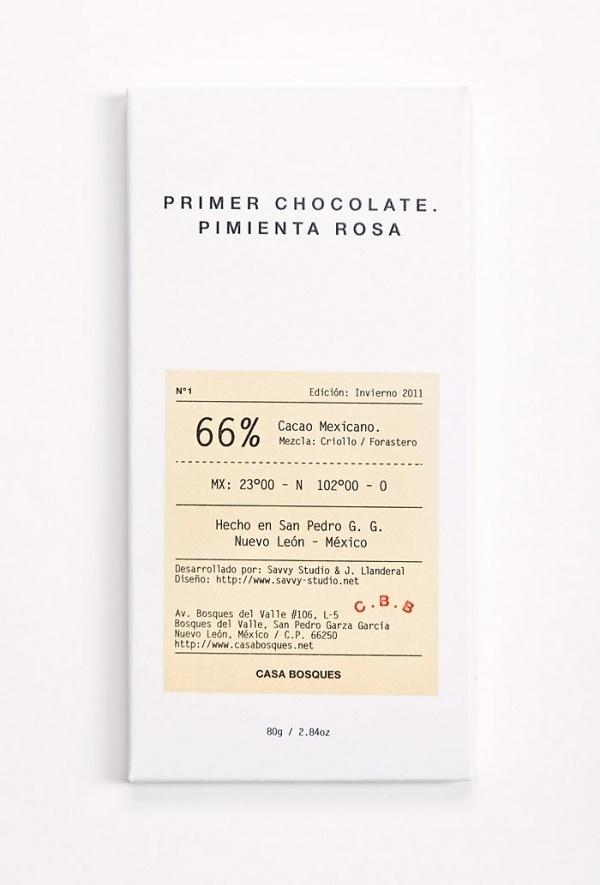 Lyla & Blu #packaging #white #chocolate