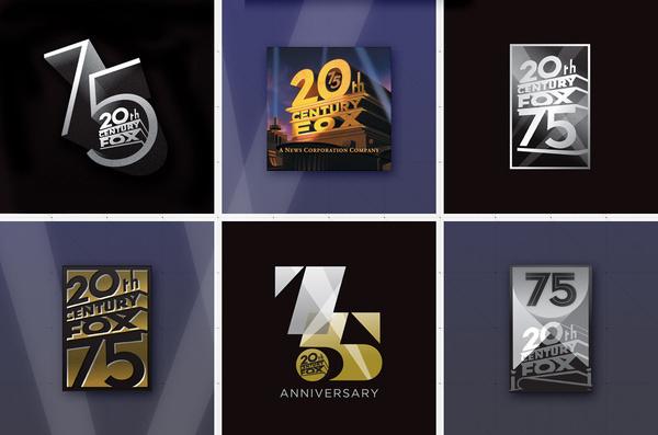 Work Detail 1 #logo #anniversary