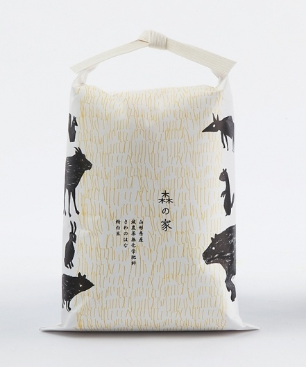 Japanese food packaging by Akaoni | Art and design inspiration from around the world - CreativeRoots