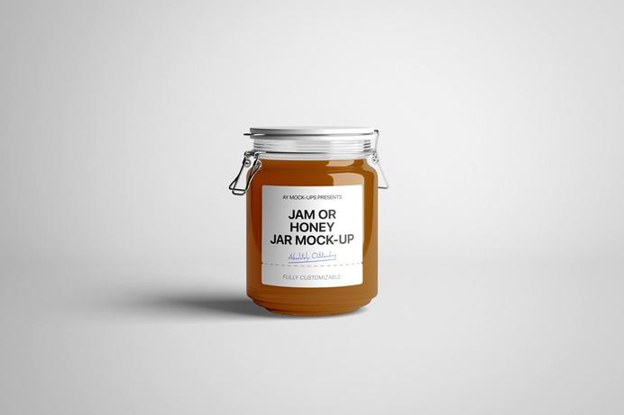free-jam-honey-jar-mockup-psd-2