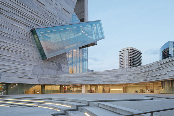 CJWHO ™ (Perot Museum of Nature and Science, Dallas, Texas,...) #museum #design #landscape #texas #photography #architecture #dallas #usa