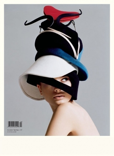 Acne Paper » Issue Nº 12 / The Youth Issue / Summer 2011 #cover #acne #magazine