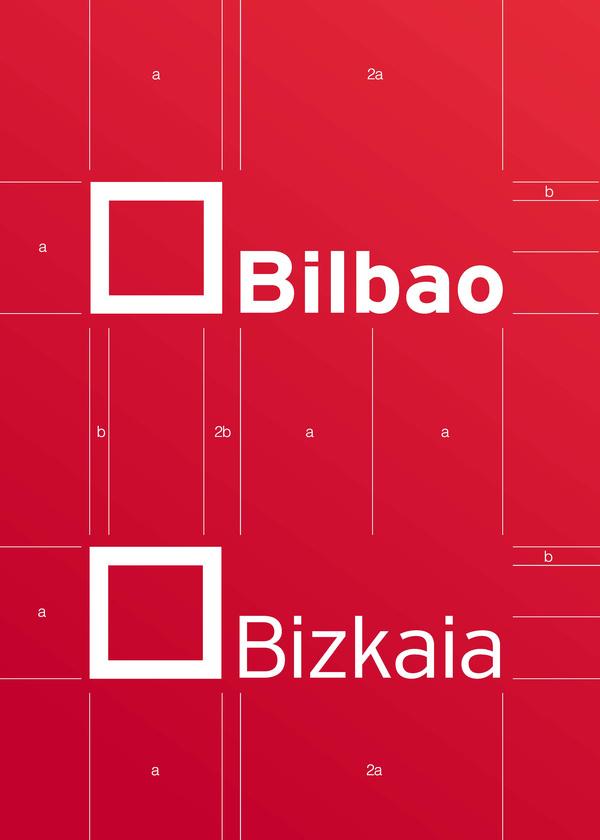 Bilbao Bizkaia Branding #design #identity #graphic #branding