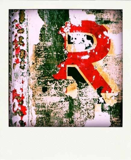 R | Flickr - Photo Sharing! #signage #type #found