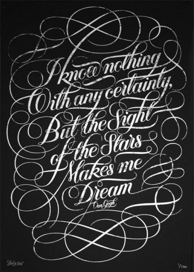 http://www.graphicart-news.com/2011/09/typographic-design-of-peace-in-mystical.html #lettering #design #graphic #typography
