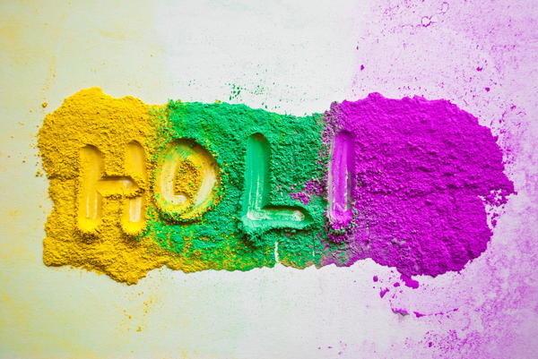 Holi #colourful #festival #holi #colours #indian