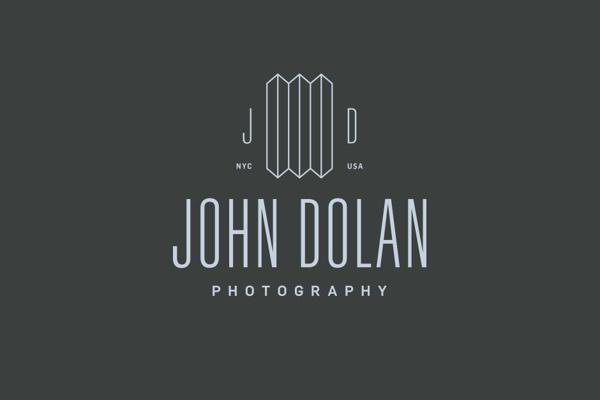 John Dolan Photography on Behance #logo #brand