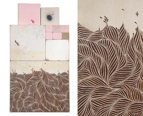 alex kopps | Design*Sponge #doodle #tiles #surf