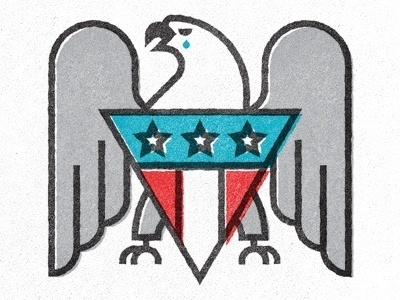 Dribbble - North Carolina by David Sizemore #icon #print #eagle