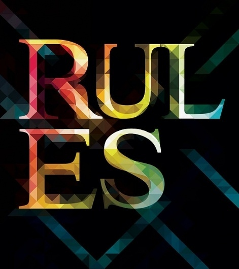 andy gilmore #colorful #design #typography