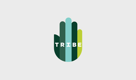 tribe logo design #logo #design