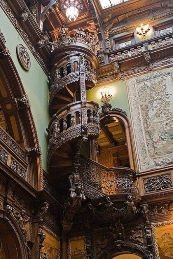 Pinterest / Home #architecture #barroque #gothic